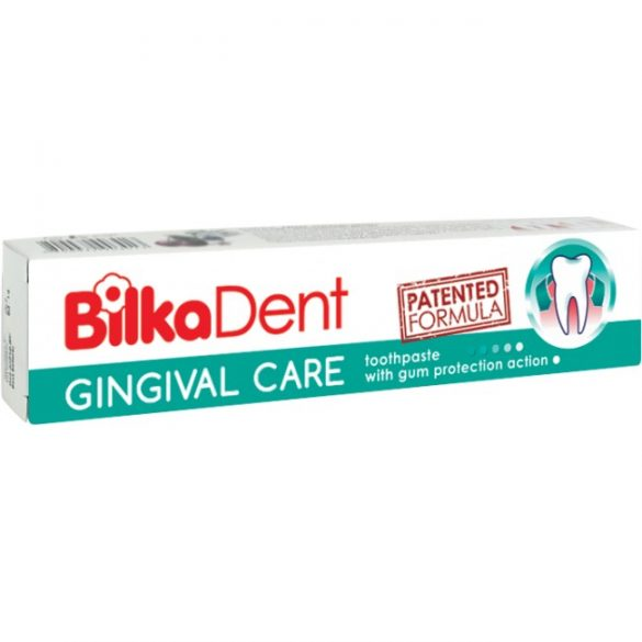 BilkaDent Gingival Ínyvédő fogkrém - érzékeny fogakra 75 ml