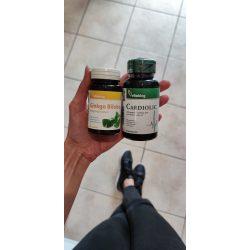 Szív és érrendszer egészsége csomag - Cardiolic + Ginkgo Biloba kapszula