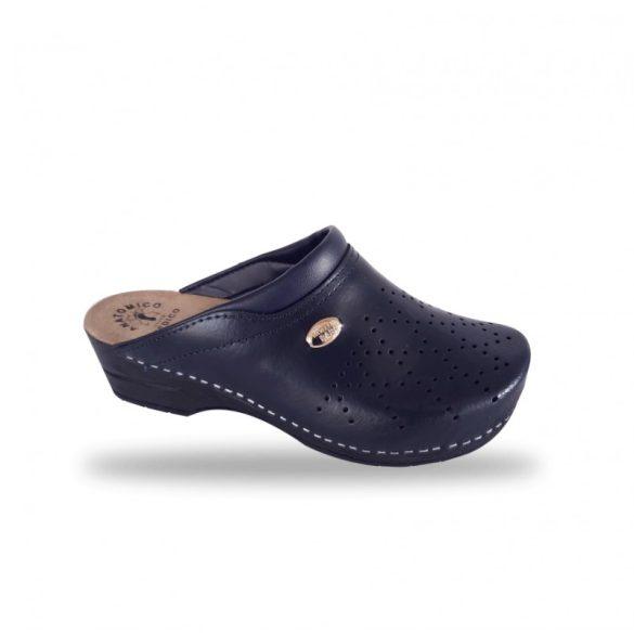 Fratelli Babb női papucs - kényelmi klumpa D23 Blu