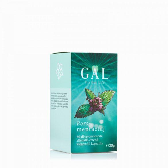GAL Borsmentaolaj kapszula 60x