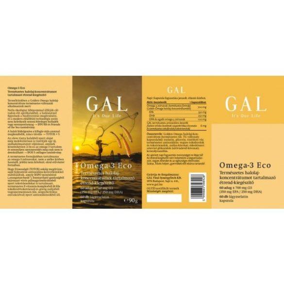 GAL Omega-3 Eco 60x