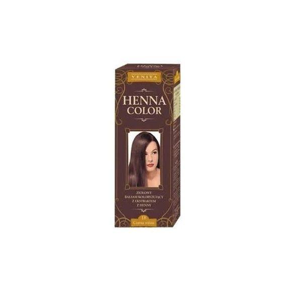 Venita Henna Color hajszínező balzsam 18 Fekete meggy 75ml