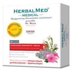 Herbalmed Medical pasztilla 40x