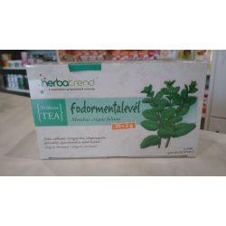 HerbaTrend Fodormentalevél filteres 20 db