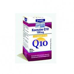JutaVit Koenzim Q10 100mg +E-vitamin 35mg, 40db