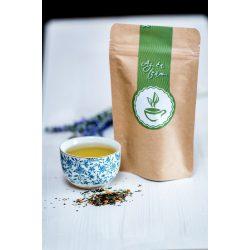 Kamélia Kert Genmaicha japán zöld tea 40g