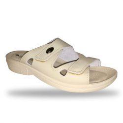 DrMonteBosco női komfort papucs - 1406 Beige