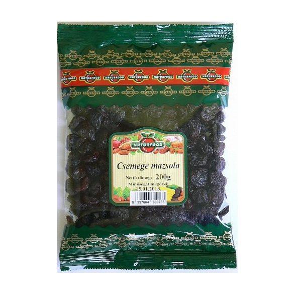 Naturfood Csemege mazsola 200g