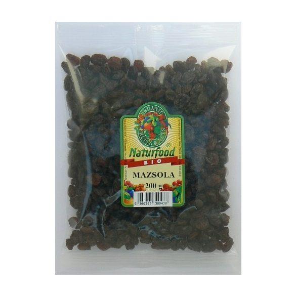Naturfood Bio mazsola 200g