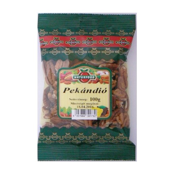 Naturfood Pekándió 100g
