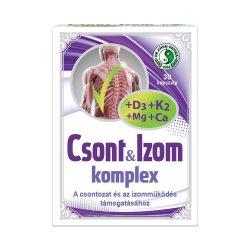 Dr. Chen Csont Izom Komplex tabletta - 30db