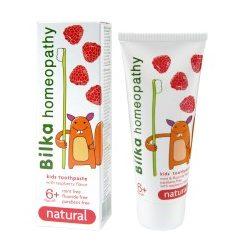 Bilka Homeopátiás NATURAL 6+ Gyermek Fogkrém 50 ml