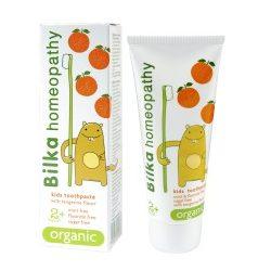 Bilka Homeopátiás ORGANIC 2+ Gyermek Fogkrém 50 ml