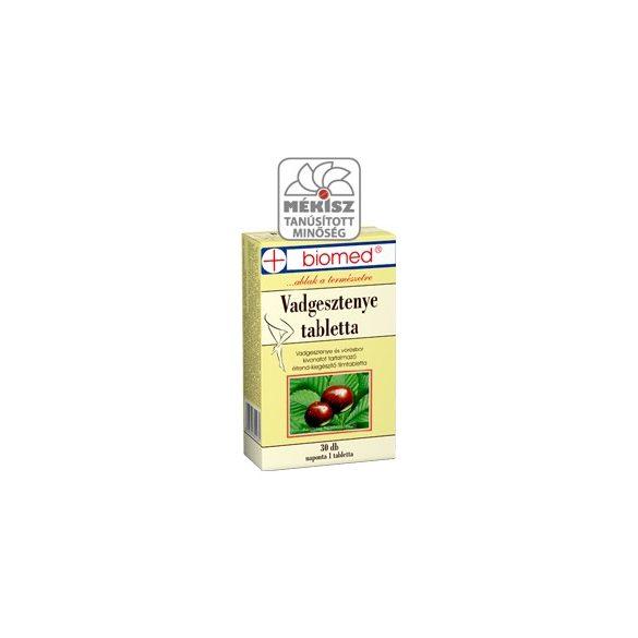 Biomed Vadgesztenye tabletta