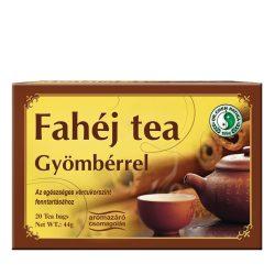 Dr.Chen Fahéj tea gyömbérrel 20db