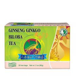 Dr.Chen Ginseng Ginkgo-zöld tea 20x