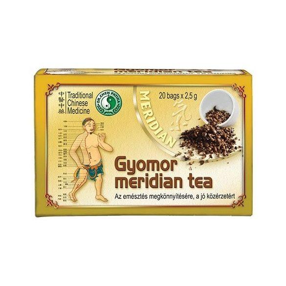 Dr.Chen Gyomor Meridián tea 25db
