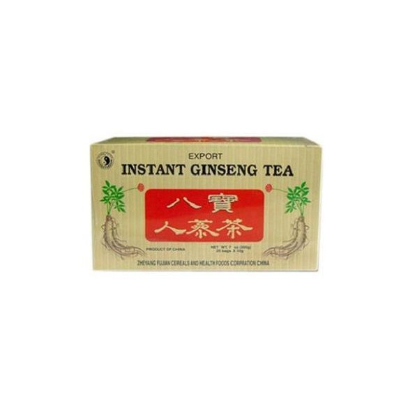 Dr.Chen Instant Ginseng tea 20db