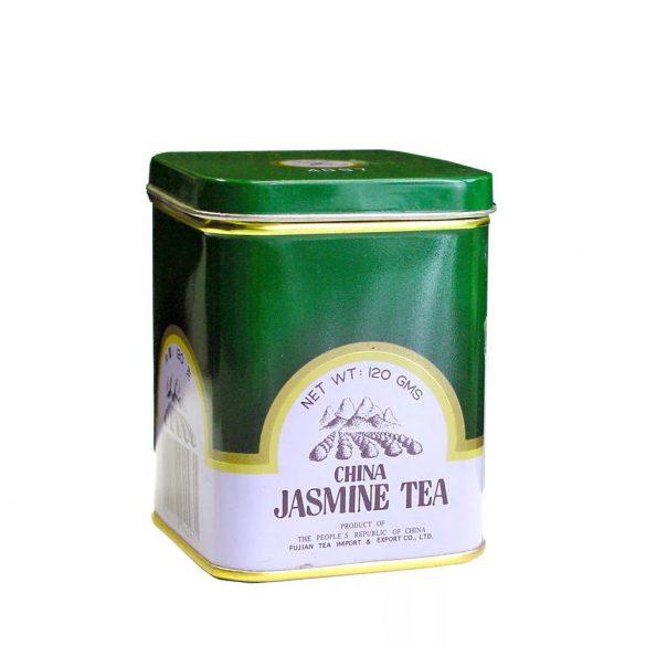 Dr.Chen Kínai jázminos zöld tea (szálas) fémdobozban 120g