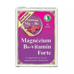 Dr.Chen Magnézium+B6-vitamin Forte tabletta 30 db