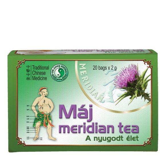 Dr.Chen Máj Meridian tea 20db