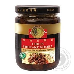 Dr.Chen Shiitake gomba chilis 210g