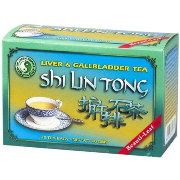 Dr.Chen Shin Lin Tong májvédő tea 20db