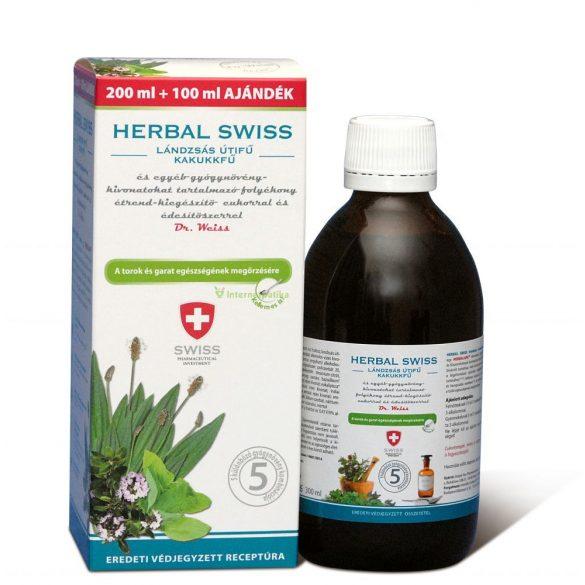 Herbal Swiss szirup 150 ml