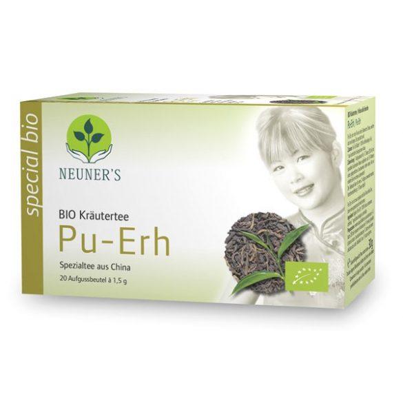 Neuner's Special Bio PU-ERH tea 20db