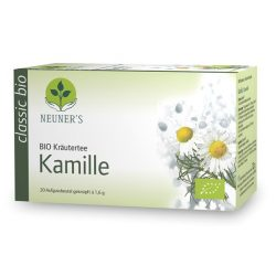 Neuner's Classic Bio Kamilla tea 20db