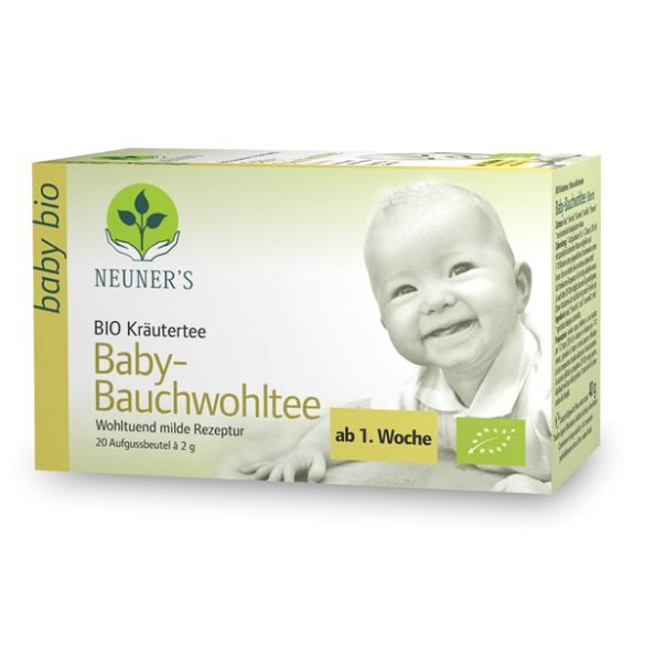 Neuner's Baby Bio Baba tea (már 1 hetes kortól) 20db