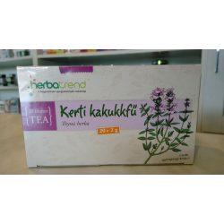 HerbaTrend Kerti kakukkfű filteres 20 db