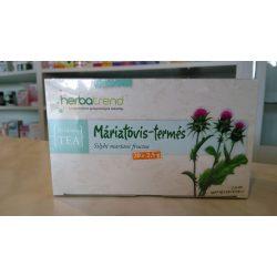 HerbaTrend Máriatövis termés filteres 20 db