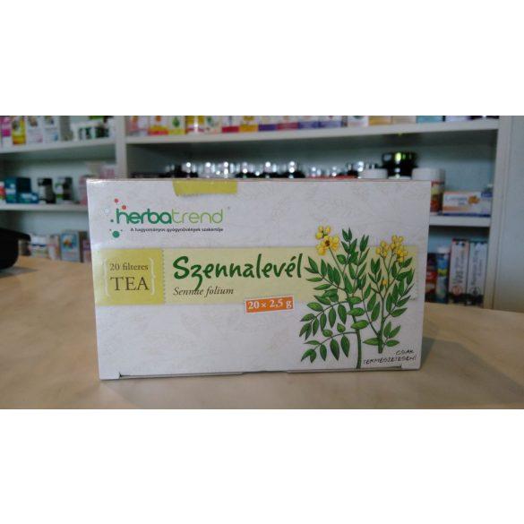 HerbaTrend Szennalevél filteres 20 db