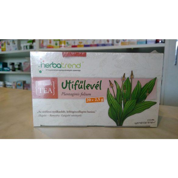 HerbaTrend Utifűlevél filteres 20 db