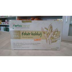 HerbaTrend Fehér babhéj filteres 20 db