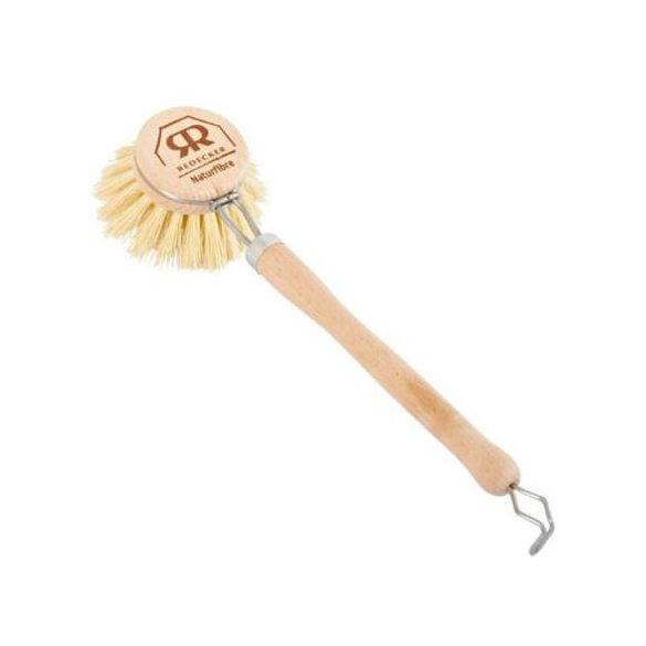 Redecker Cserélhető fejű fa mosogatókefe
