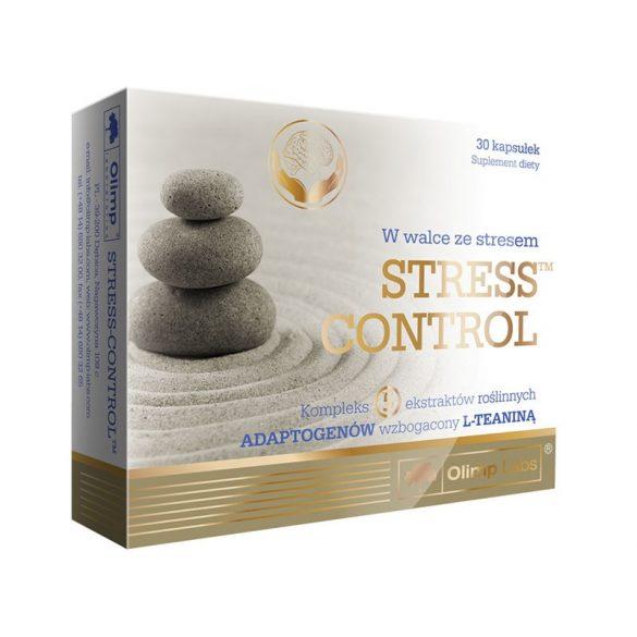 Olimp Labs® Stress control kapszula 30db - Nem szedál le, nem álmosít, mellékhatás nélkül hoz egyensúlyba.