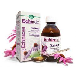 Echinaid® Immunerősítő Echinacea szirup. - gesztenyemézzel, és balzsamos gyógynövényekkel. 200 ml