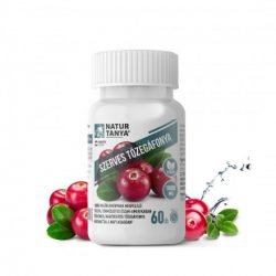Natur Tanya® Szerves Tőzegáfonya/Cranberry FORTE - Húgyúti fertőzések, húgyhólyag-és húgycsőgyulladások 60x