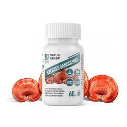 Natur Tanya® Szerves Ganoderma, Pecsétviaszgomba - egy olyan gomba, ami Kelet-Ázsiában gyógyszer 60x
