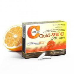 Gold-Vit® C 1000 Forte - újgenerációs szabadalmazott C-vitamin formula 30x