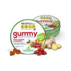 Gummy szopogatós gumicukor - EPID® propolisz, csipkebogyó, gyömbér 40g