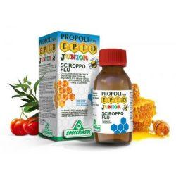 E.P.I.D.® Flu Junior Immuntámogató szirup gyermekeknek, 100ml,  3 éves kortól