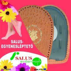 SALUS Egyenesléptető sarokbetét (3032) 1 pár