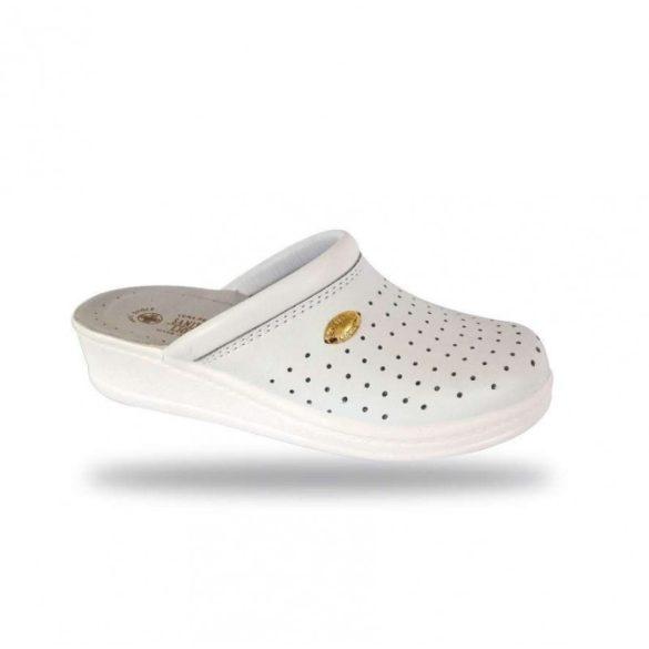 Sanital Leight női papucs - komfort papucs 1350 Bianco