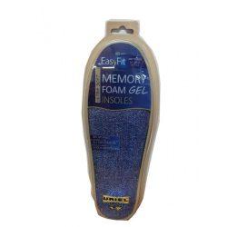 It-301 Uriel Memória habos zselés talpbetét méretre vágható 1 pár