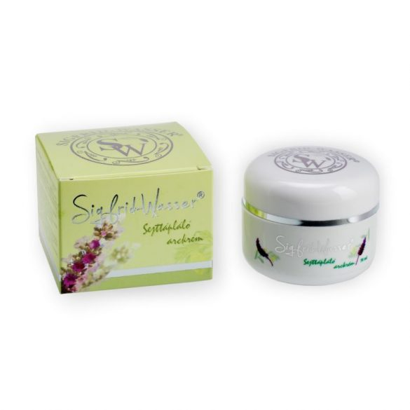 Sigfrid-Wasser Sejttápláló arckrém 50 ml - MEGÚJULT - Sigfrid Essence Healthy and Bright – Face Cream