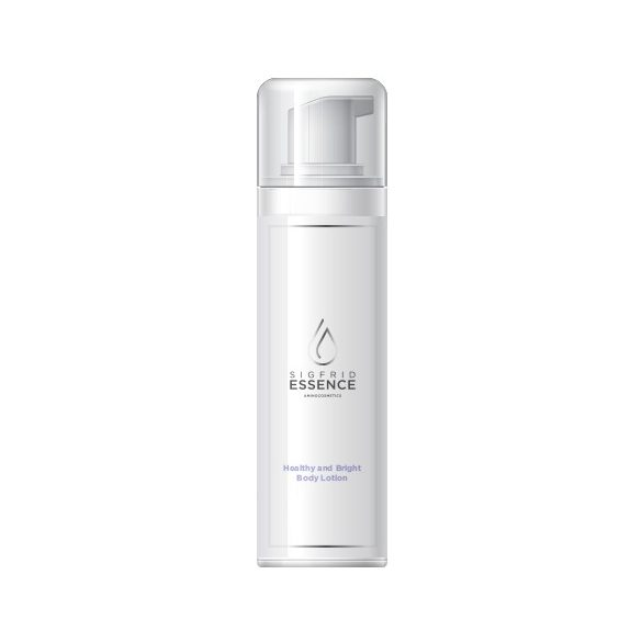 Sigfrid Wasser ® testápoló gerániummal 250 ml - MEGÚJULT - Sigfrid Essence Healthy and Bright – Body Lotion