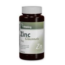 Vitaking Cink glükonát 25 mg 90db